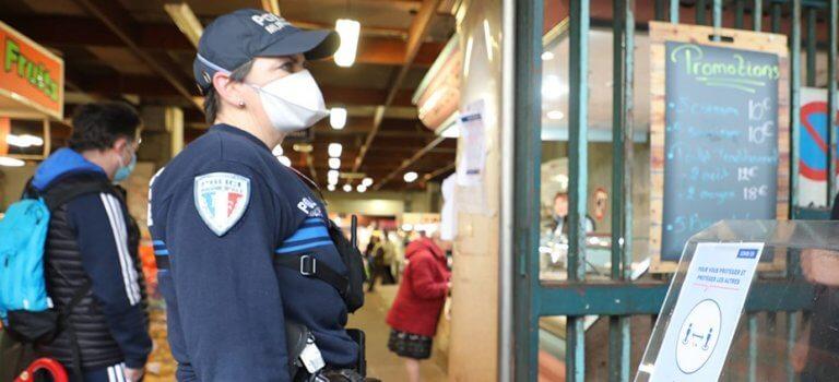 Confinement coronavirus: pas de dérogation pour les marchés en Val-de-Marne