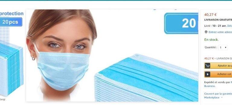 Coronavirus en Val-de-Marne: ces précieux stocks de masques