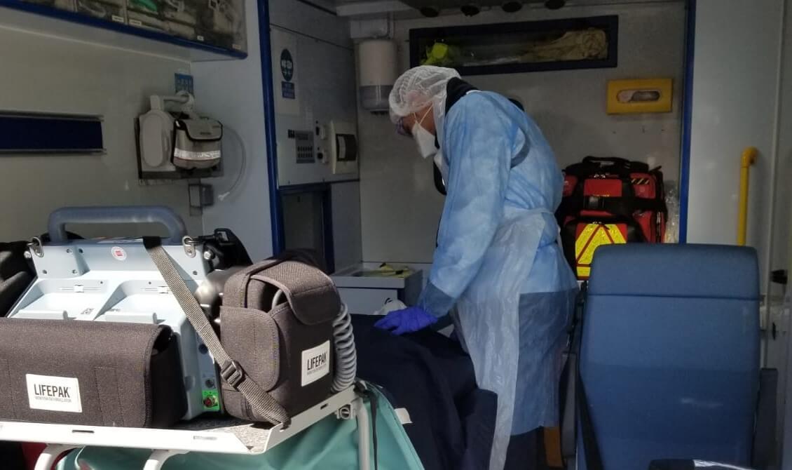 Coronavirus Val-de-Marne: moins d'appels au Samu mais beaucoup d'interventions et un retour des autres pathologies