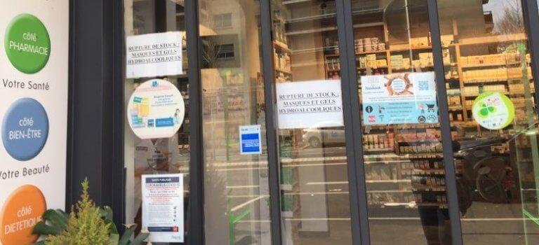 Confinement Coronavirus: concurrence d'entraide à Nogent-sur-Marne