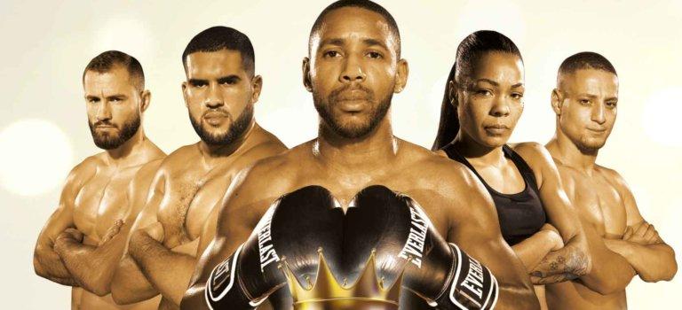 2ͤ  édition du gala de boxe « Villejuif Boxing Show » de Villejuif