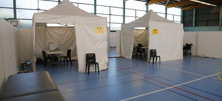 Saint-Maur-des-Fossés ouvre son centre de consultation  Covid-19