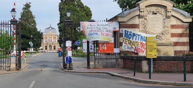Hôpitaux de Saint-Maurice: 1200 agents victimes d'un incident de paye