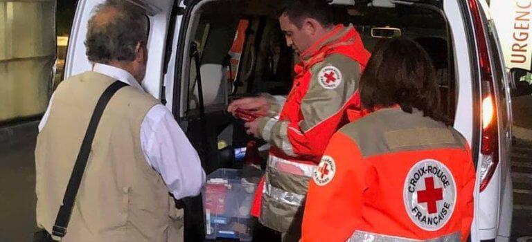 Le Val-de-Marne débloque des aides d'urgence aux associations humanitaires et de secourisme