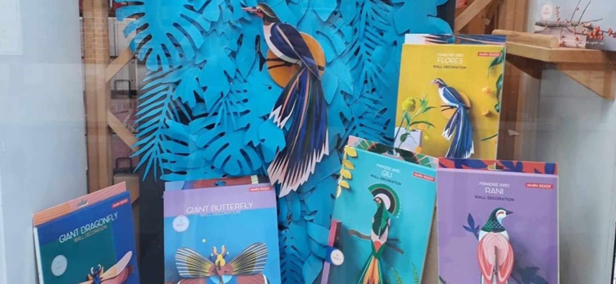 Drive culturel chez Folies d'encre à Aulnay, Gagny et Le Perreux-sur-Marne