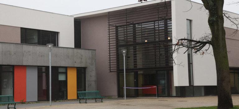 La Queue-en-Brie: unité Covid 19 au Centre hospitalier Les Murets