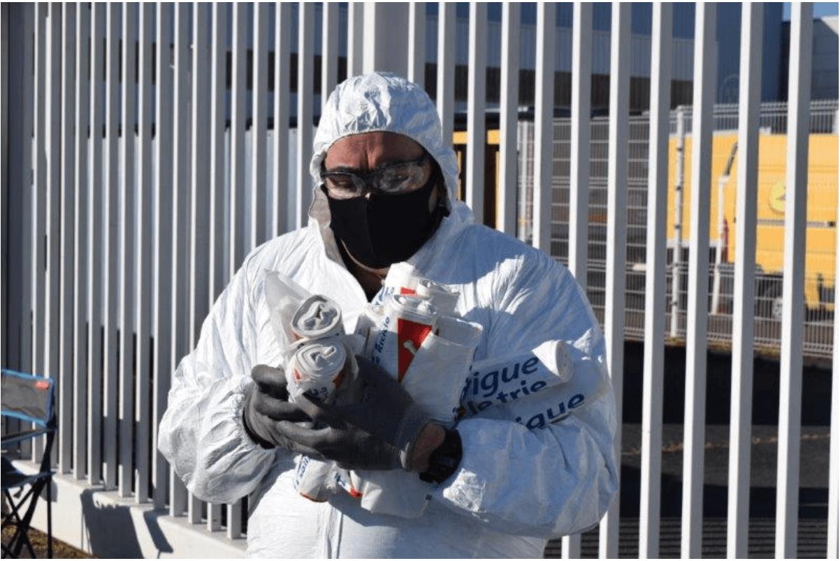 D'Ivry à Villeneuve-Saint-Georges: Ose poursuit ses opérations nettoyage malgré le Covid 19