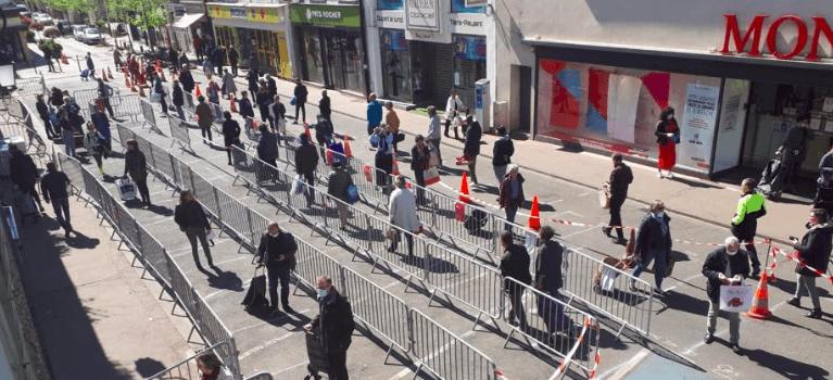 Saint-Maur-des-Fossés: polémique et fermeture du marché d'Adamville
