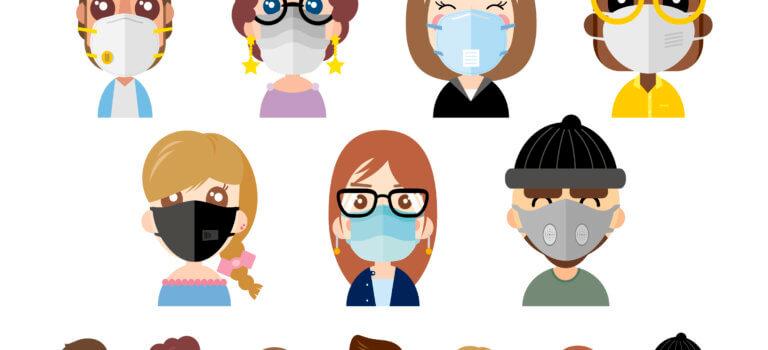 Ile-de-France – Coronavirus: faut-il sortir masqué, et comment?