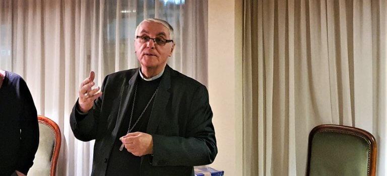 Coronavirus: l'évêque de Créteil est toujours en soins intensifs