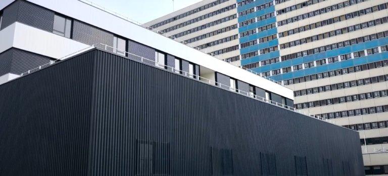 Créteil: ouverture retardée pour le nouveau bâtiment RBI de l'hôpital Mondor