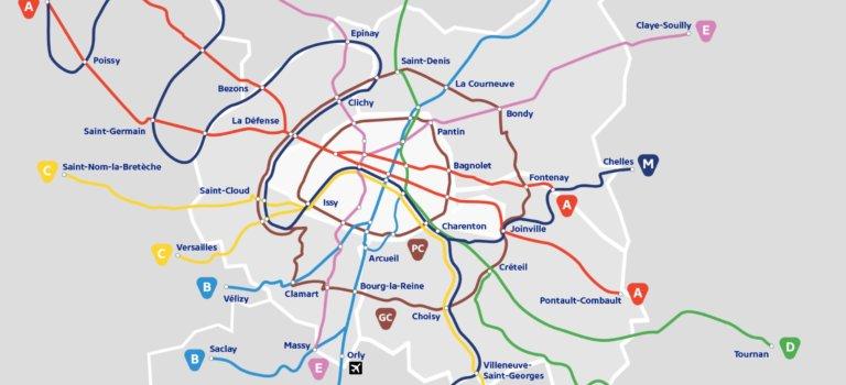 L'Ile-de-France met 300 millions d'euros sur la table pour le RER Vélo