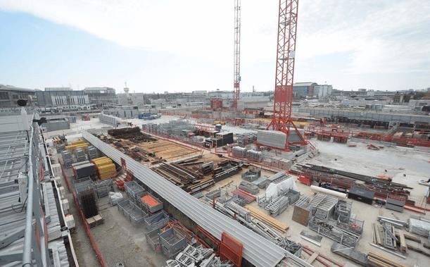 Val-de-Marne: le Grand Paris Express poursuit ses reprises de chantier