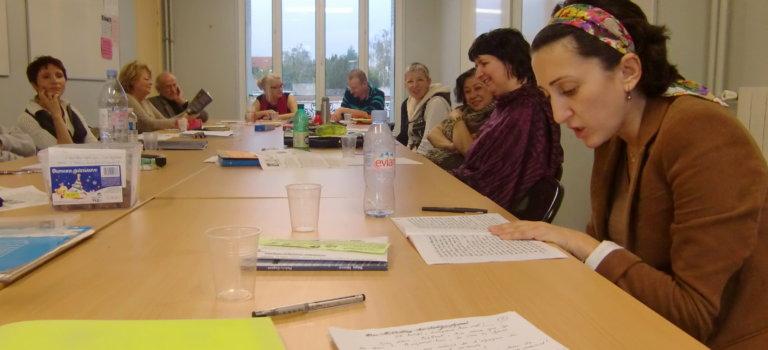 Atelier d'écriture par visio-conférence par La Cie du chercheur d'arbres