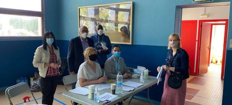 Bonneuil-sur-Marne lance une opération de dépistage du coronavirus sans rendez-vous