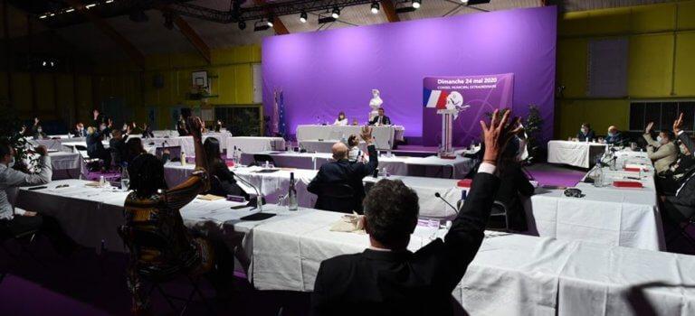 Le député Luc Carvounas à nouveau maire d'Alfortville
