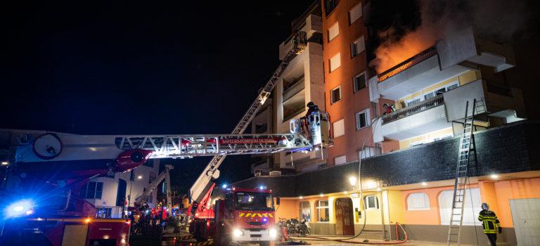 Deux morts dans un incendie à Alfortville
