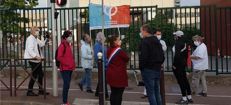 LFI lance une commission d'enquête citoyenne sur la gestion du coronavirus aux hôpitaux de Créteil