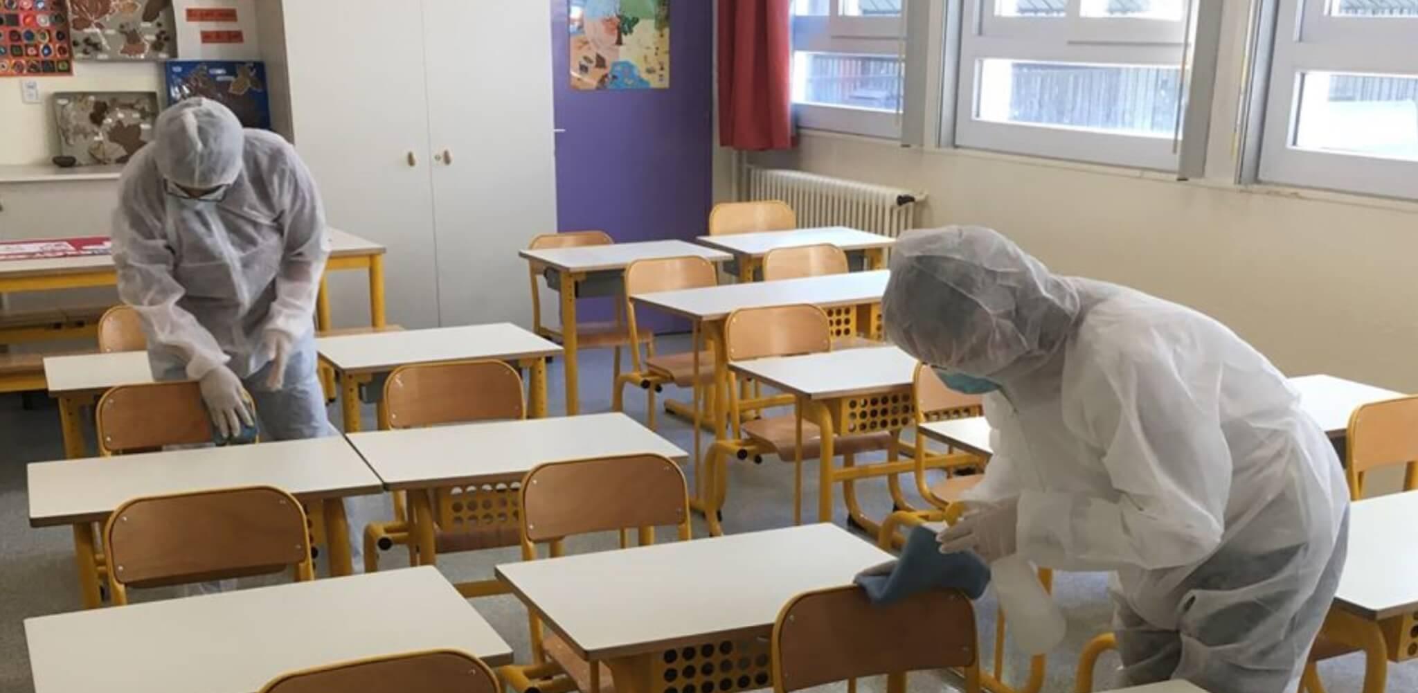Val-de-Marne: un tiers des villes rouvrent leurs écoles cette semaine