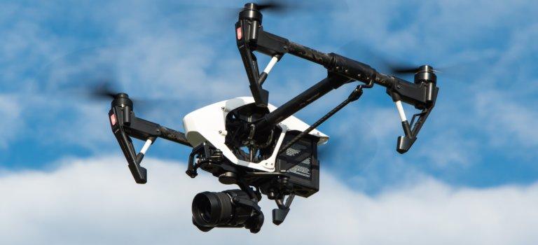 Ile-de-France: le Conseil d'Etat interdit l'usage des drones policiers pour surveillance sanitaire