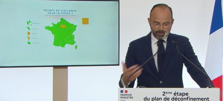 Nouvelles mesures de déconfinement en Ile de-France, classée en zone orange coronavirus
