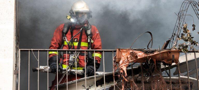 Incendie à Fresnes: 2 blessés et un immeuble évacué