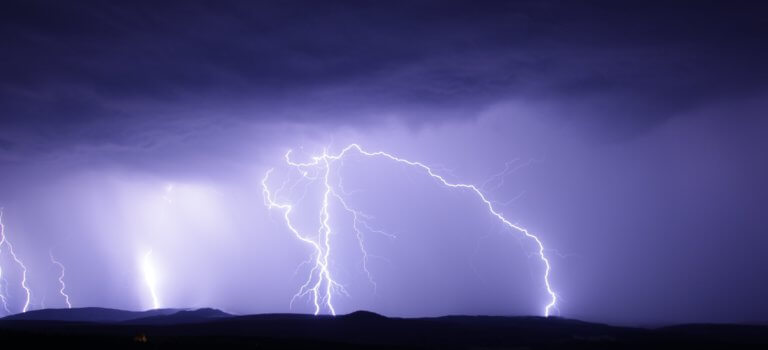 Alerte orange orages et inondations en Ile-de-France