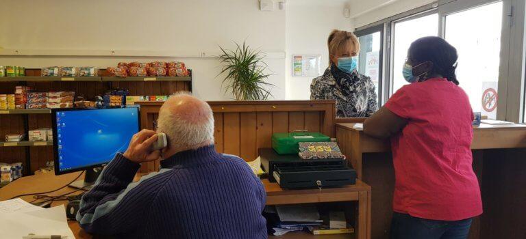 Crise Covid en Val-de-Marne: les épiceries solidaires au secours des plus précaires