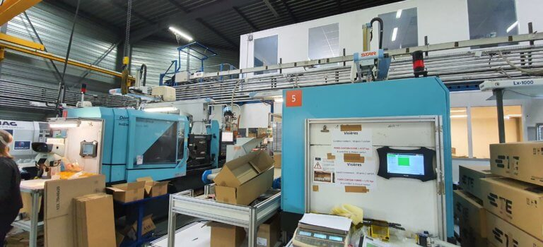 Industrie en Ile-de-France: 3 projets soutenus en Val-de-Marne