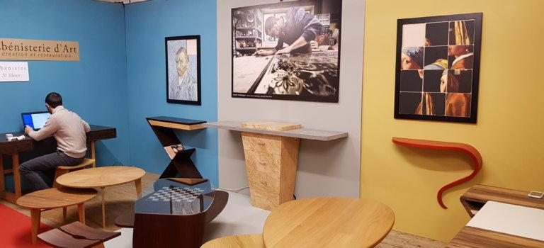 Les artisans d'art de Saint-Maur-des-Fossés créent leur e-boutique