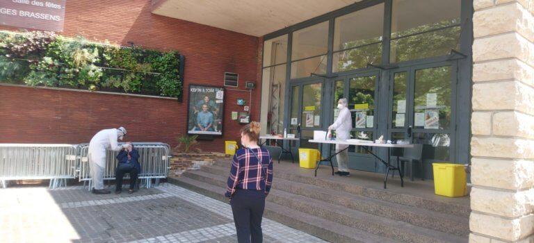 Villiers-sur-Marne ouvre son drive de dépistage au coronavirus