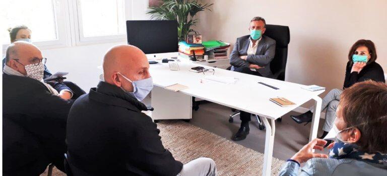 A Vitry-sur-Seine, l'entreprise de BTP Cimalto se prépare à rebondir