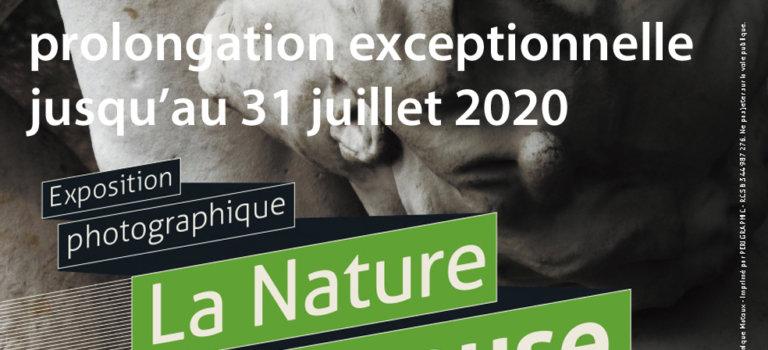 Exposition «Fenêtres sur jardins» – Prolongation exceptionnelle jusqu'au 31 juillet !