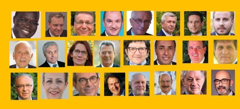Municipales 2020 en Val-de-Marne: les 24 maires élus au 2ème tour