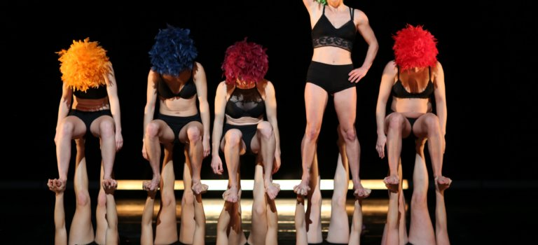 Projet.PDF : du cirque 100% féminin à Villejuif