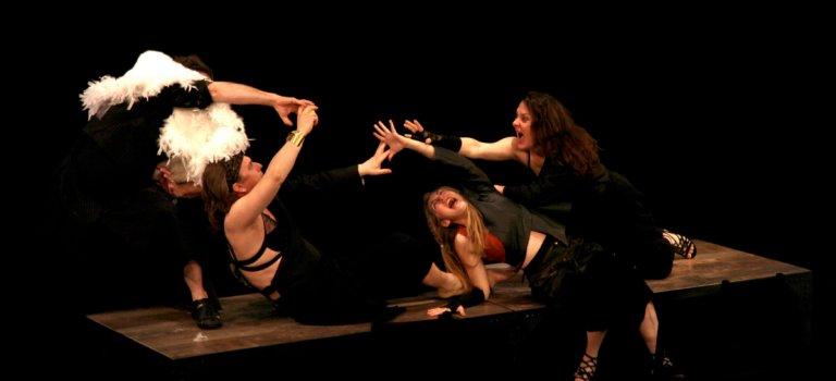 La Guerre de Troie ( en moins de deux !): théâtre à Villejuif