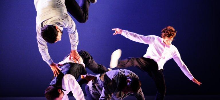 Allegria: spectacle de danse à Villejuif