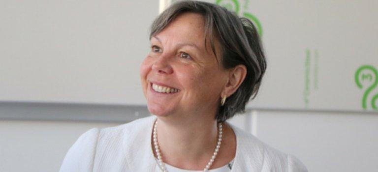 Anne-Marie Bazzo nommée directrice académique du Val-de-Marne
