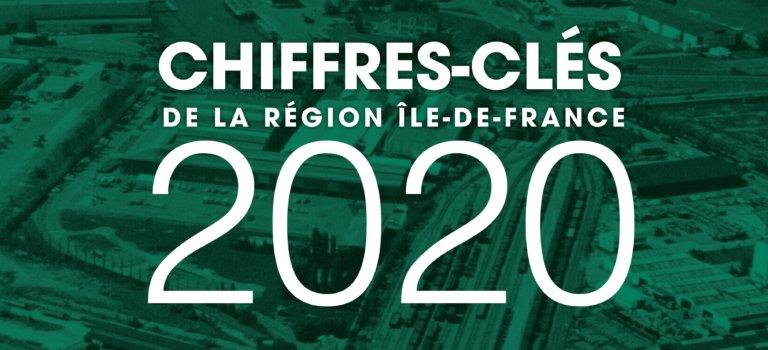 L'Ile-de-France 2020 en cartes, chiffres et tableaux