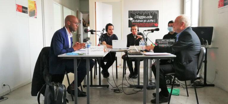 Municipales à Arcueil: retour sur le débat entre Christian Métairie et Benoit Joseph-Onambele