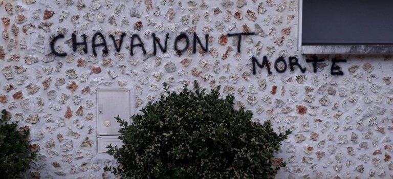 Fresnes: tags de menaces de mort contre la maire