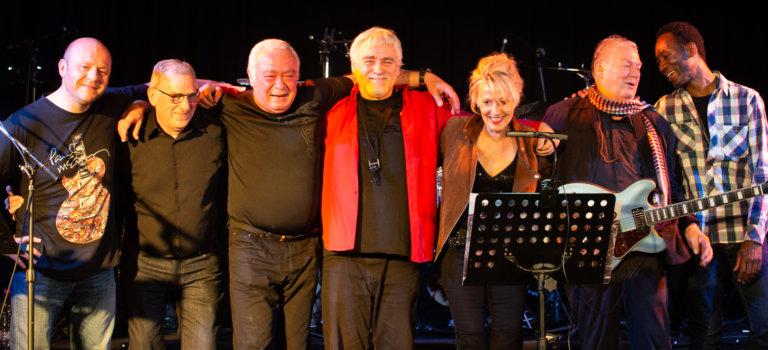 La bande à Nono: concert à Villecresnes