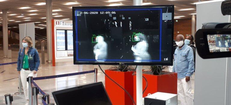 Comment l'aéroport d'Orly prépare son redécollage sous haute vigilance sanitaire