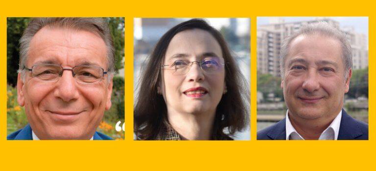 Municipales à Choisy-le-Roi: fusion Panetta (LR) – Id Elouali (EELV) contre Guillaume (PCF)