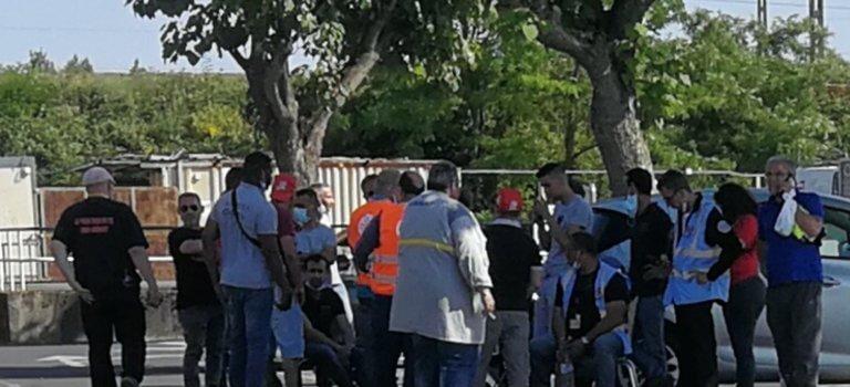 Fermeture de Renault Choisy-le-Roi: grève, blocage et manif