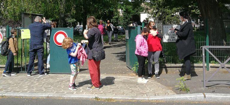 Ivry-sur-Seine: la rentrée des classes pour tous le 22 juin laisse les parents perplexes