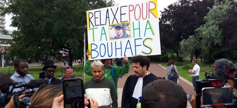 Arrestation de Taha Bouhafs à Chronopost Alfortville : l'IGPN désavoue le policier