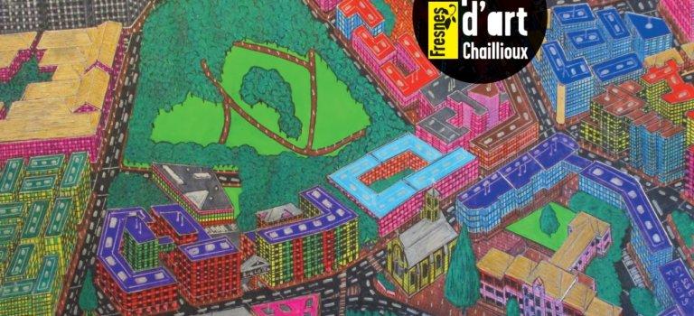 Urbanité : expo collective à Fresnes