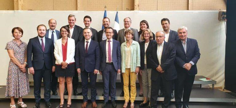 Olivier Capitanio élu président du territoire Paris Est Marne et Bois