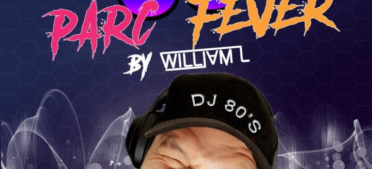«80's Parc Fever» avec DJ WilliamL à Saint-Maur-des-Fossés
